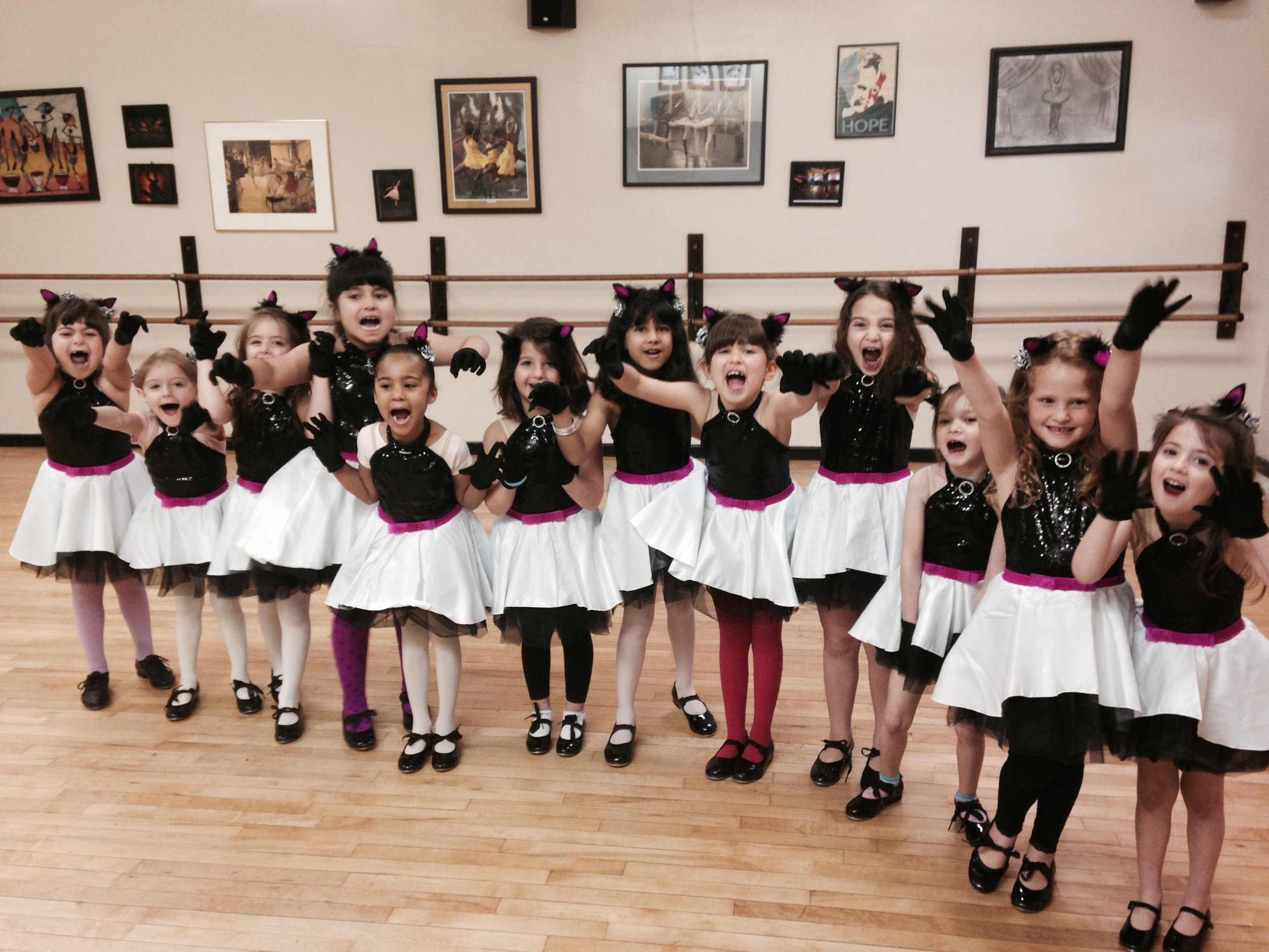 """Performing Arts Limited facilitated the work with Rogers School. The studio also donated rehearsal space for my rehearsals. The owner would say, """"We have to have each other's backs as artists."""" I couldn't agree more."""