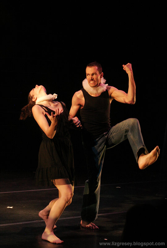 Madly Mated  and The Course of True Love Never Did  (2011 and 2010)  Two comedic works set to Shakespearean text. Shakespeare as it was never intended.