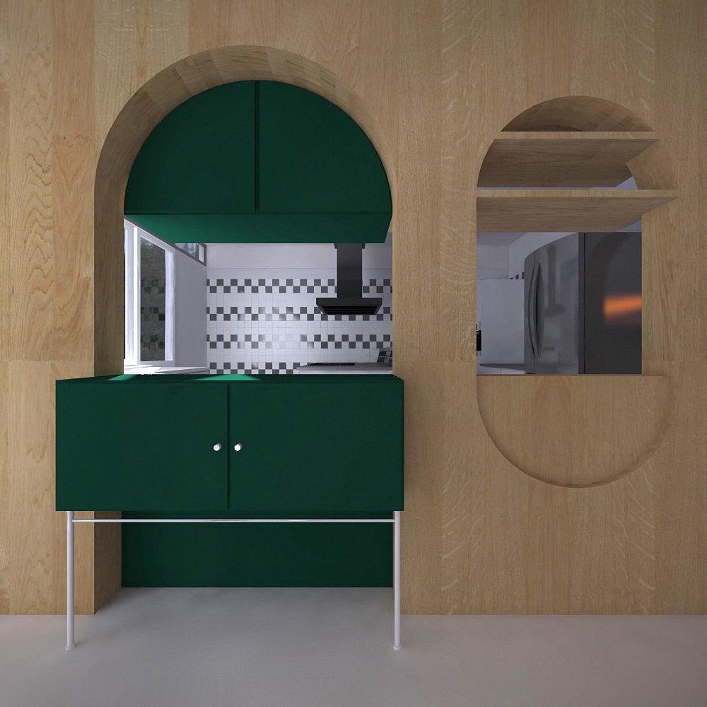 Cuisine Ouverte Sur Salle A Manger A Tournai Architectes D