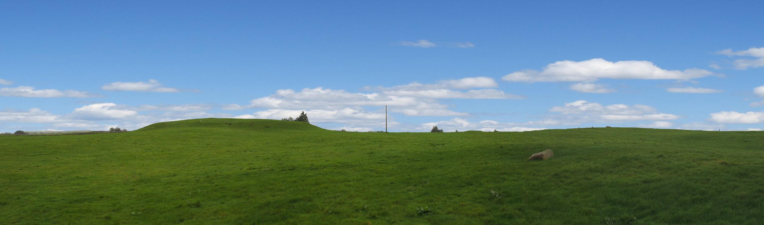 Rathcroghan Mound - Gary Dempsey 2014