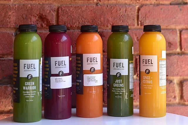 You can't control everything that goes on in your life, but you can control what goes in your body. #fuelyourself #coldpressedjuices #organiclifestyle