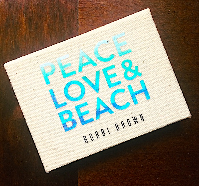 Bobbi Brown Peace Love and Beach pic 1.jpg