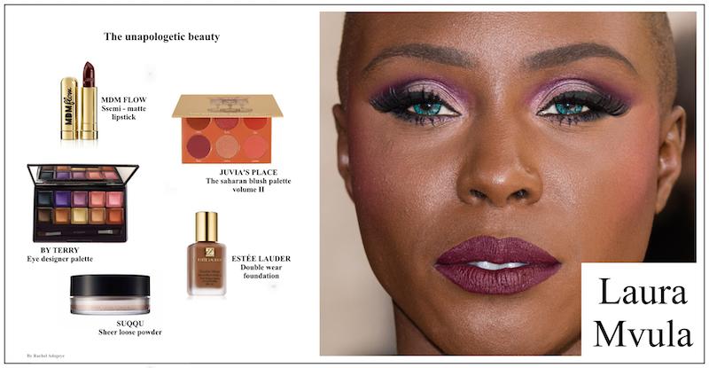 Laura Mvula beauty imagery spread_.jpg