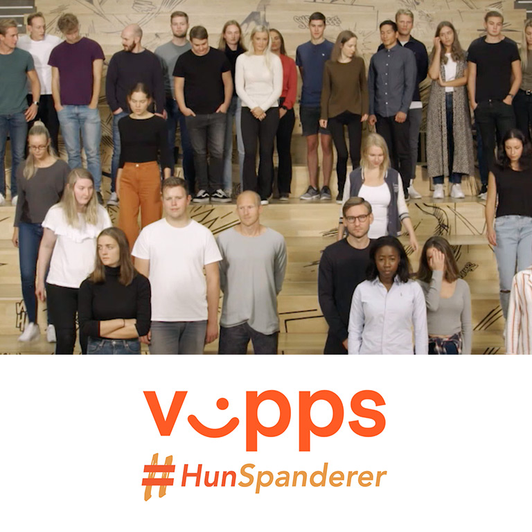 Vipps #HunSpanderer