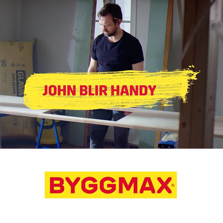 John blir handy