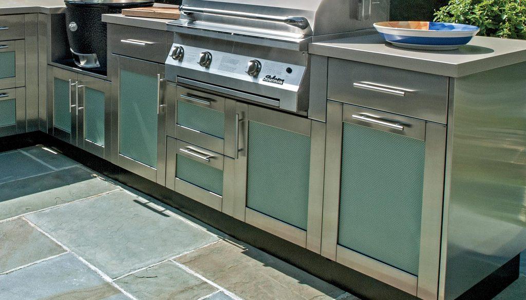 Outdoor Kitchen Options in Philadelphia | Airy Kitchens