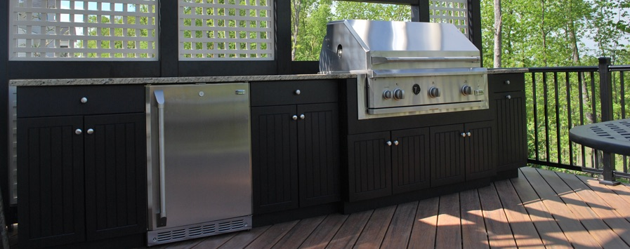 low maintenance outdoor cabinets