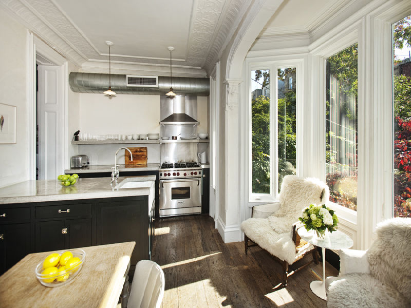 Create Lounge Seating In Your Kitchen Airy Kitchens