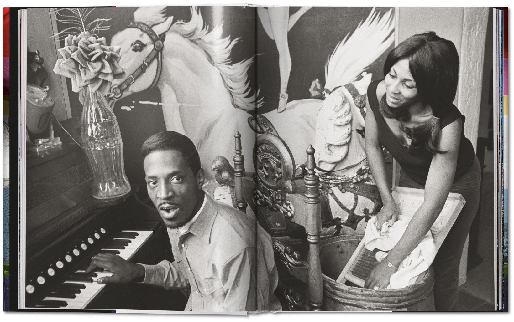 Ike and Tina Turner, 1965.