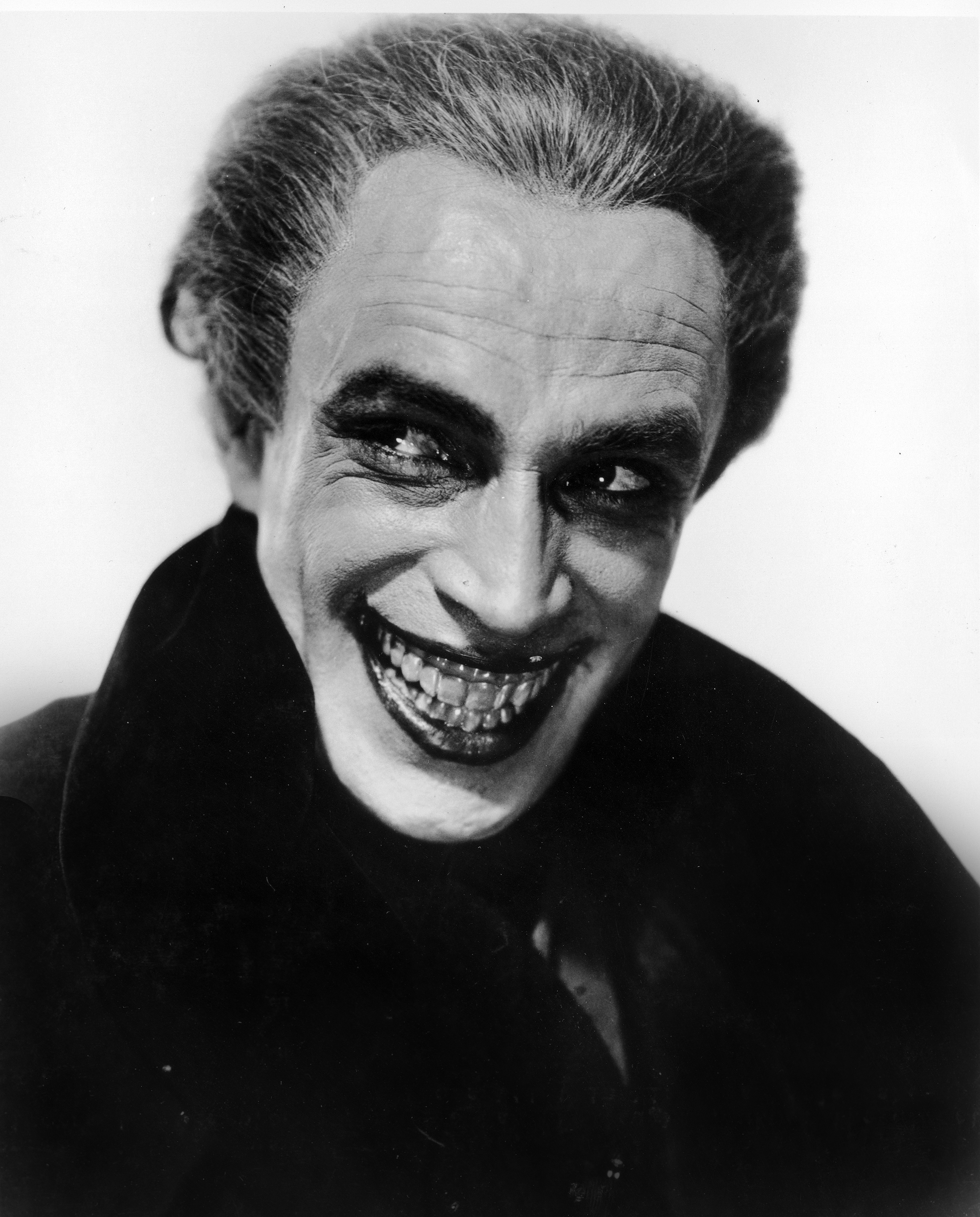 The Man Who Laughs  (1928), directed by Paul Leni.