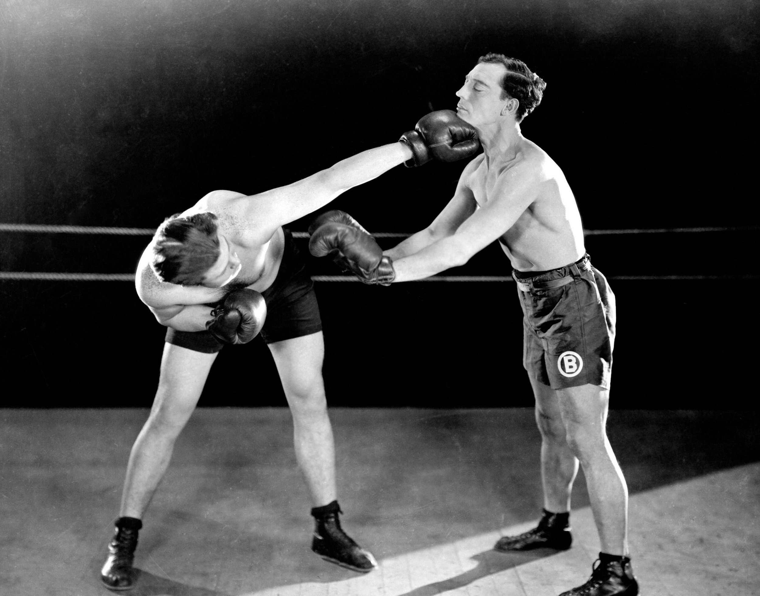 Battling Butler  (1926), directed by Buster Keaton.