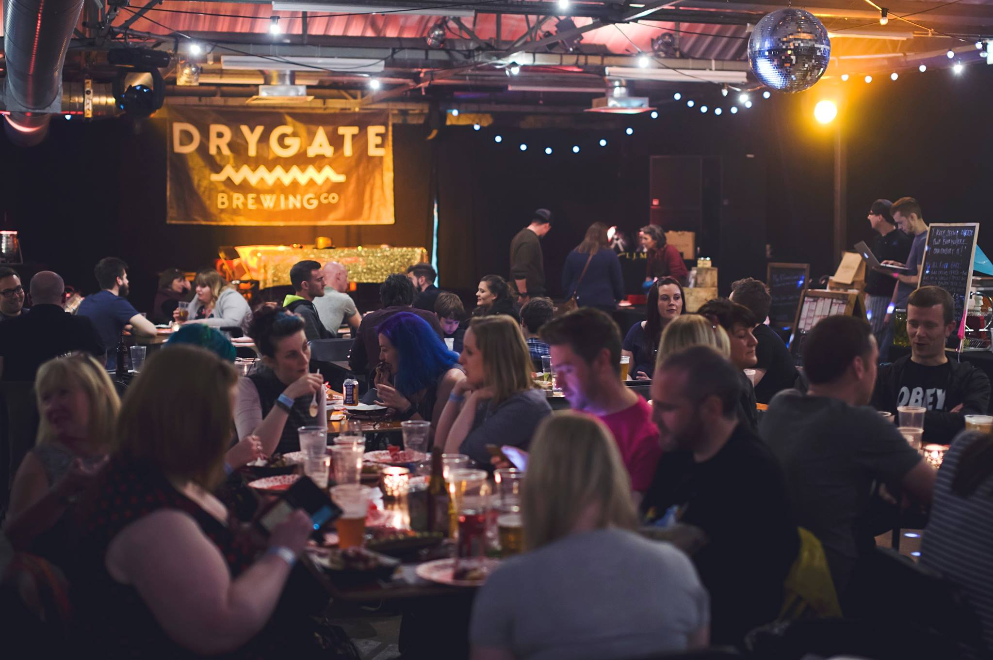 Scotland's First Cheese Toastie Festival at Drygate Glasgow