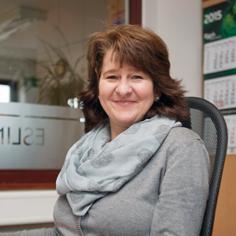 Manuela Westphal  Vertrieb - Innendienst  Tel +49 (0) 45 62 / 22 01-11   westphal@esling.de