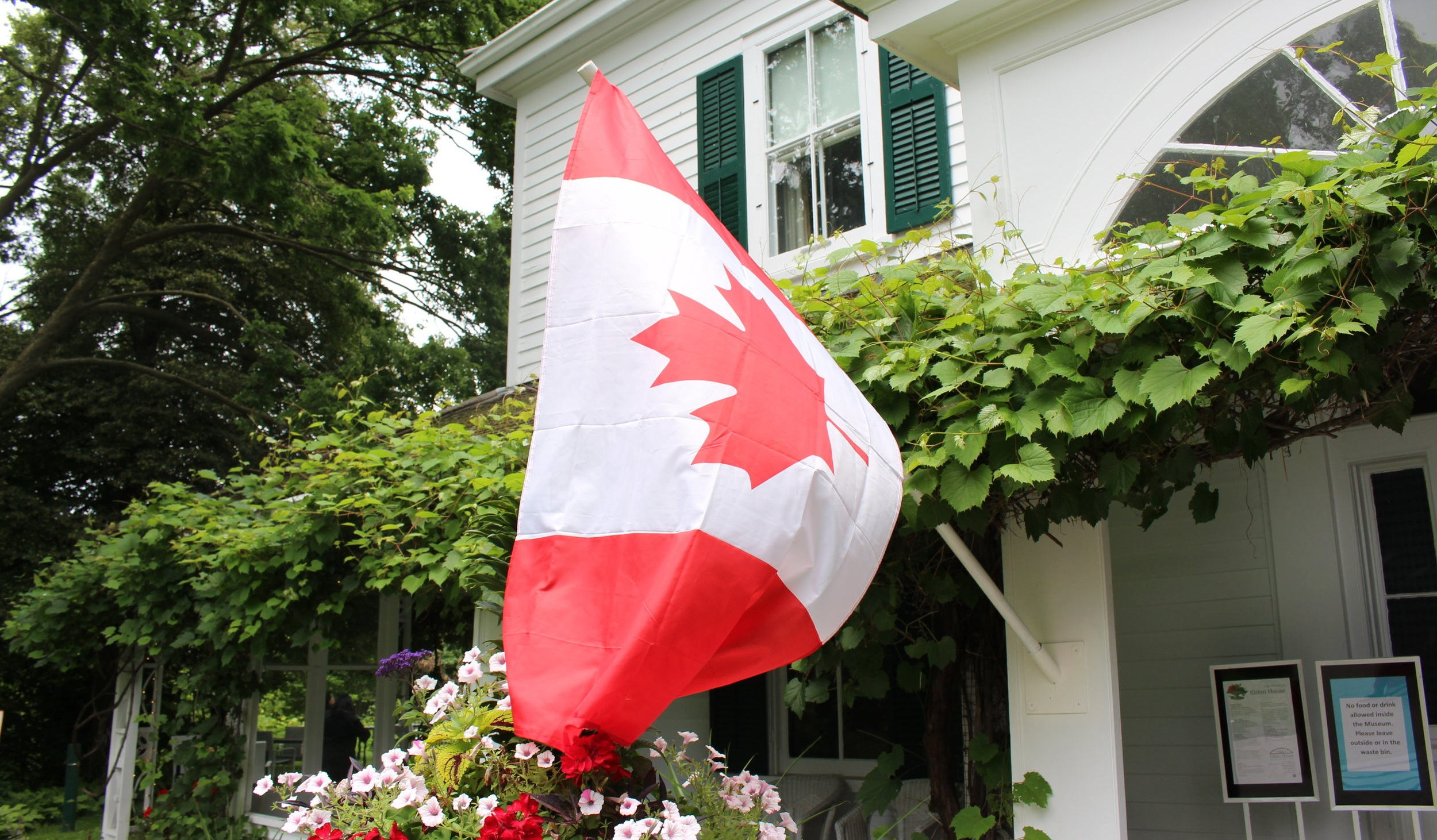 Canada Day at Eldon House - Monday, July 1st 12:00pm — 4:00pm481 Ridout Street North, London, ONThe Optimist Club of East London invites you to celebrate Canada Day at Argyle Arena! Enjoy a day of live music, fireworks, face-painting, giant-Lego, and more! Kids and adults alike can enjoy a free reptile show, inflatable bubble soccer, kick darts, and a baseball pitching radar. Throughout the day, there will be raffles, a free door prize, a selfie booth and more! No need to pack a picnic basket- there will be a cash BBQ and ice cream!