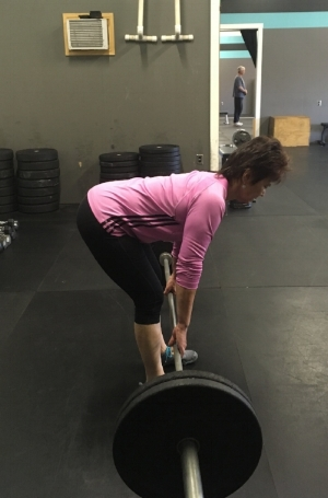 Sara has been a personal training client since 2007 and through her consistency and dedication has increased her abilities ten-fold.