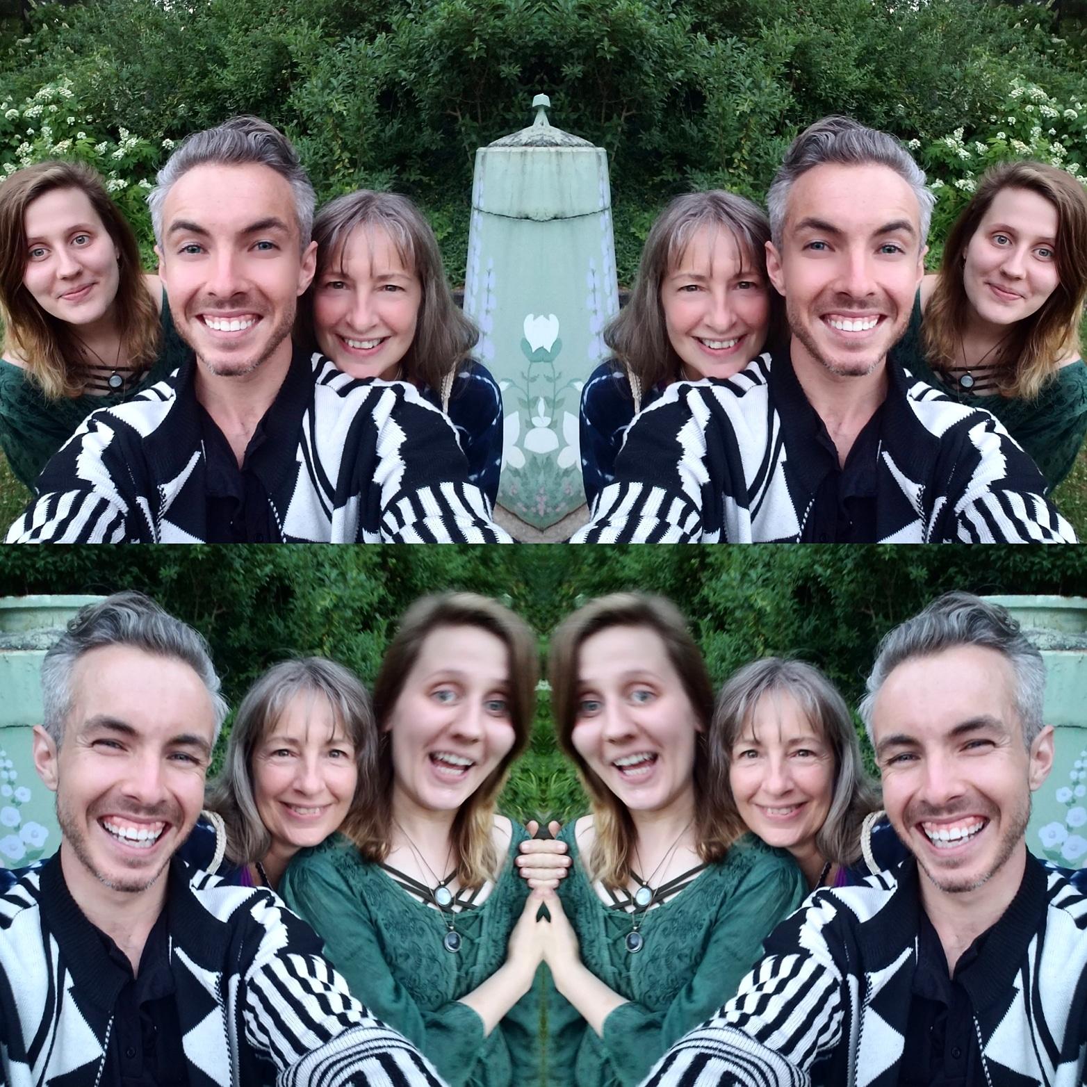 Krissy, Thomas, Alva