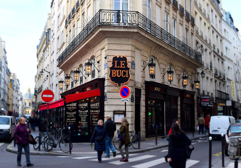 Le Buci. Paris