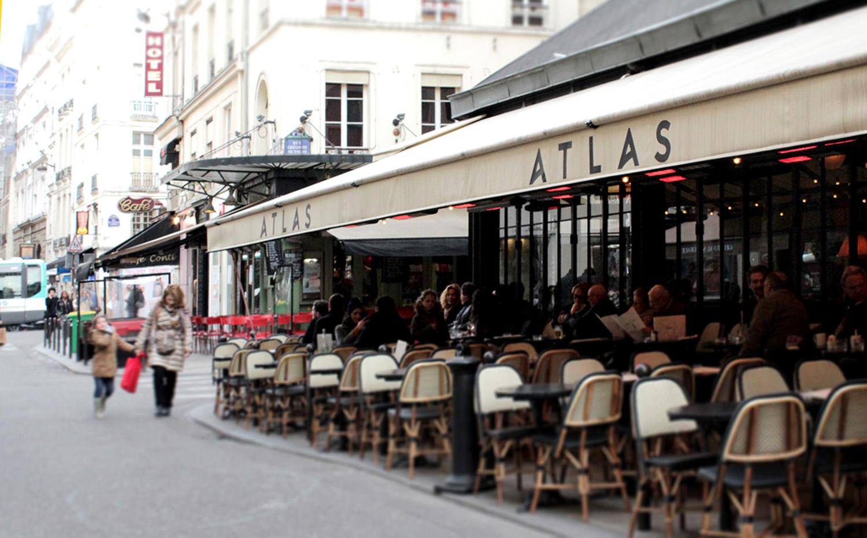 Atlas. Paris