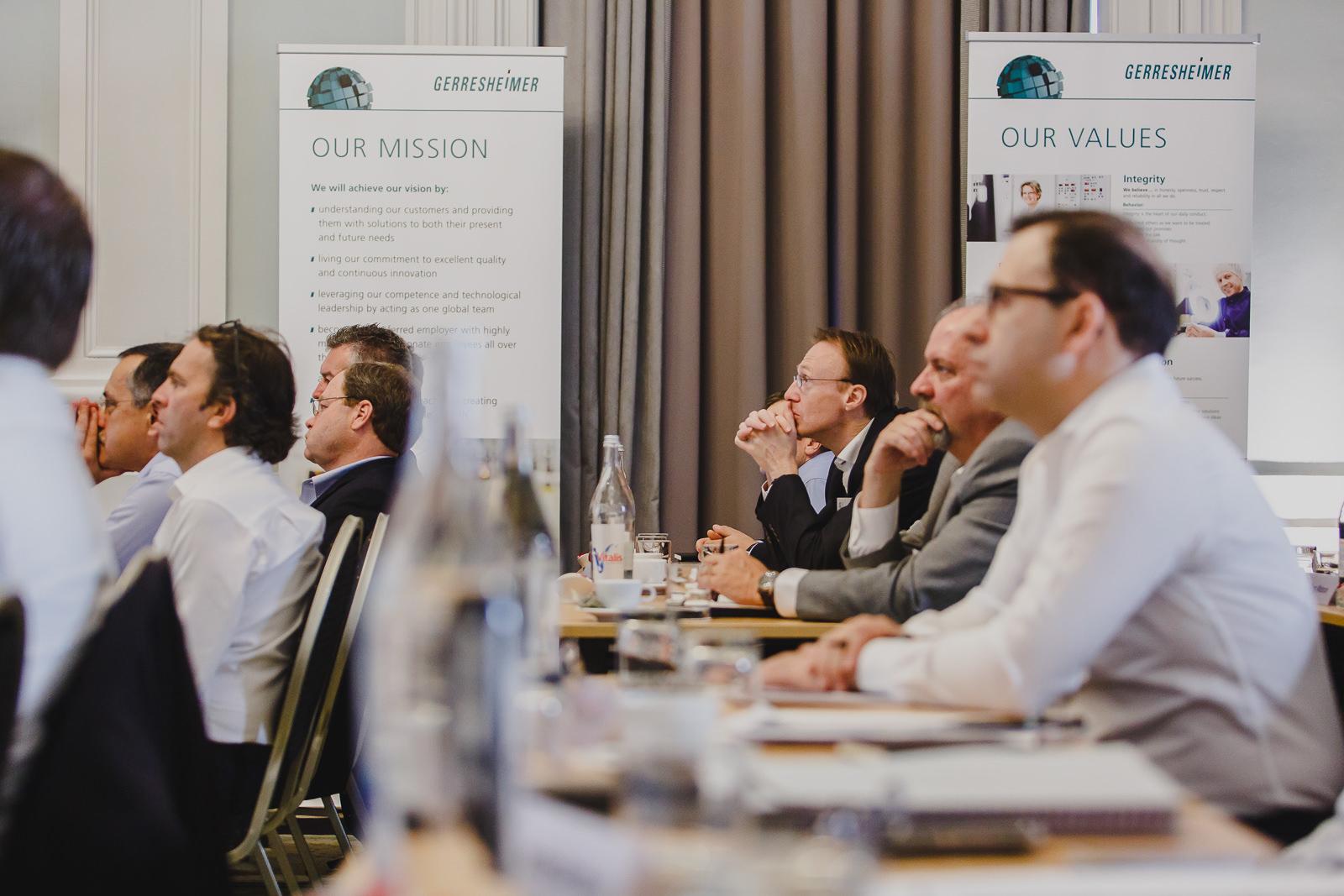 Gerresheimer, reunião anual da Comissão Executiva, Lisboa