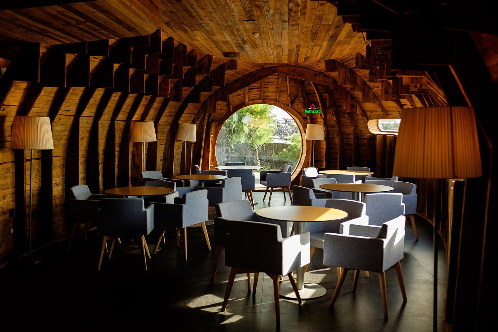 Cella Bar, ilha do Pico, Açores