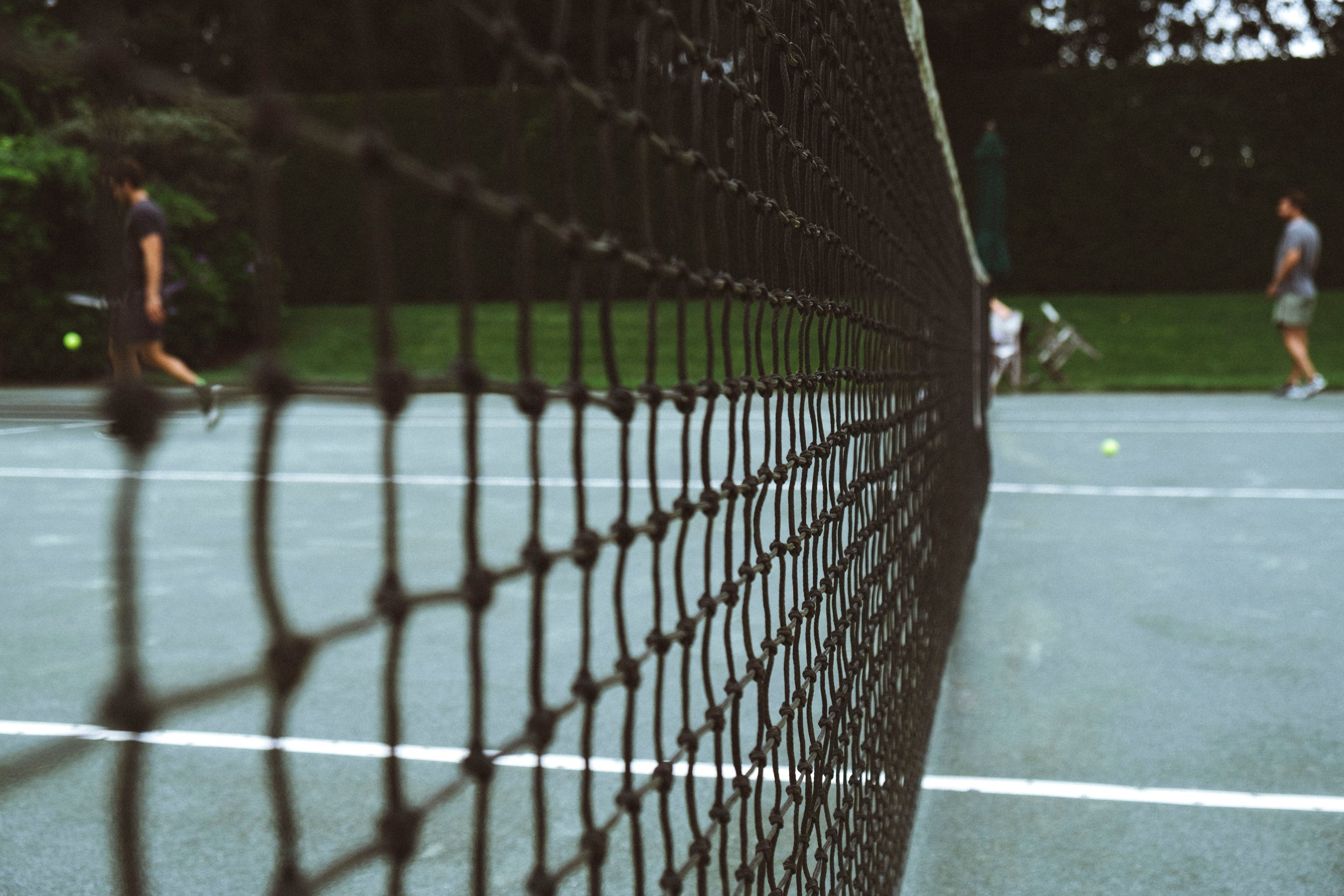 Tennis - Grab a racket from the Inn and head down the road to the Great Chebeague Tennis Club. The courts are clay, so be sure to bring proper shoes. Courts can be rented by the hour, and you can also sign up for weekly scrambles.