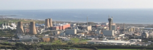 """Sellafield reprocessing plant - """"the nuclear laundry"""""""