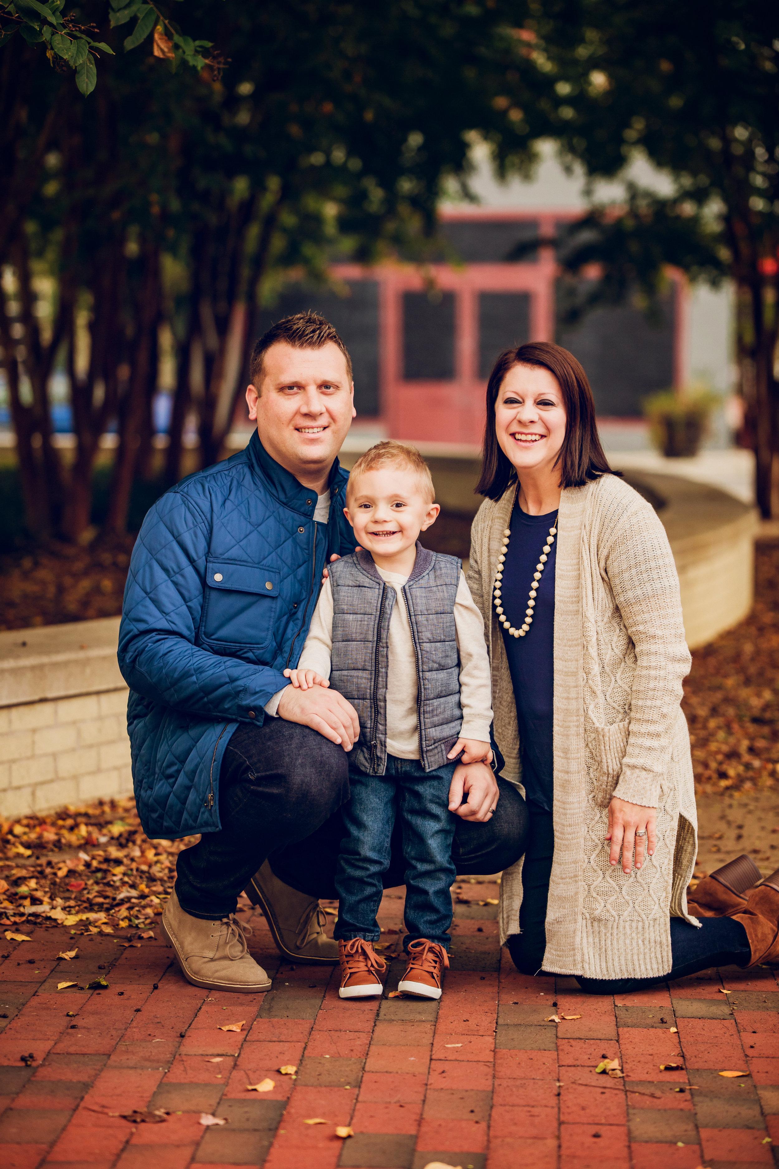 Travis & Jessica Smith   Worship & Adminsitrative Pastor  pastortravis@goldsboroworshipcenter.com