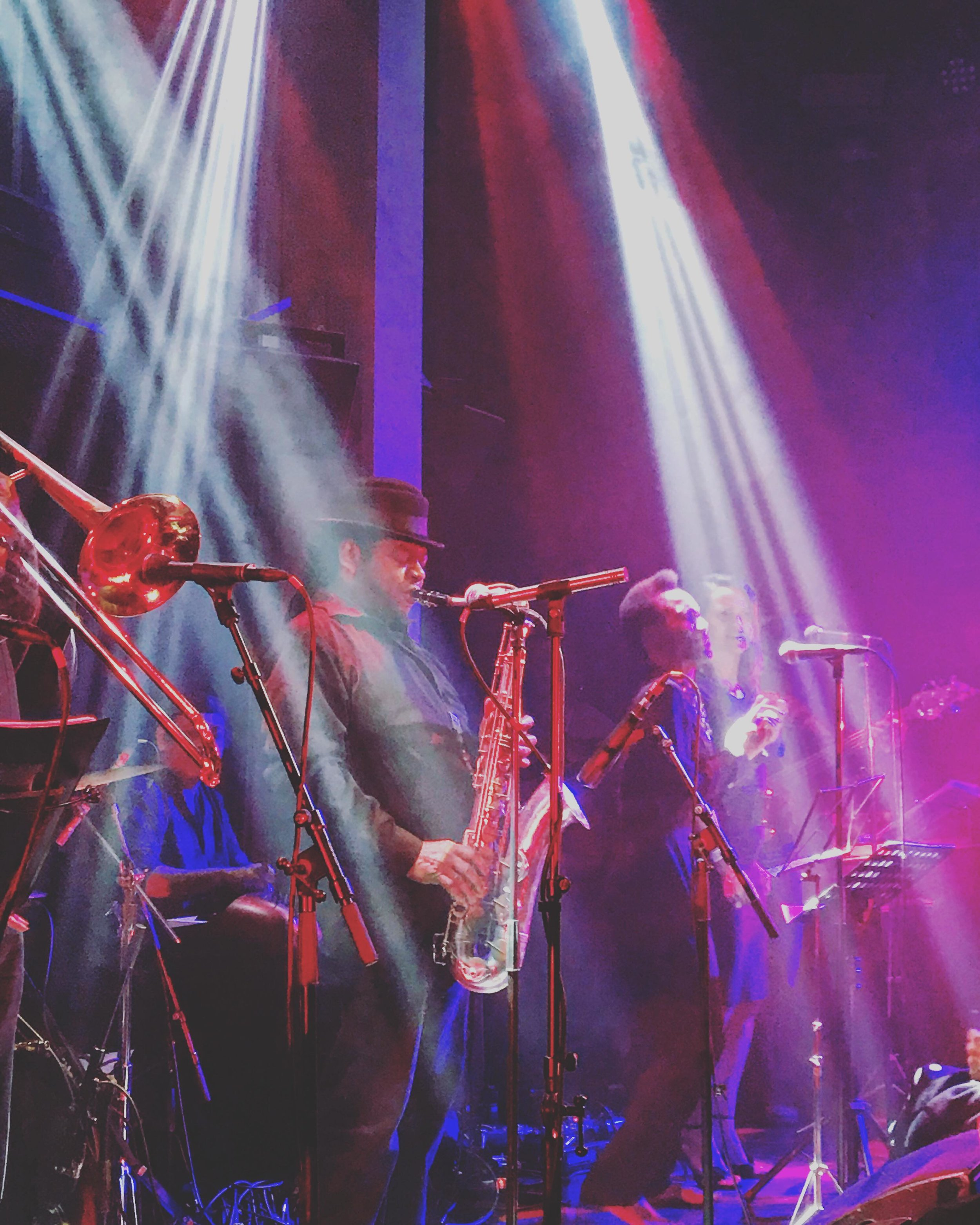 Bukky Leo Live at the Jazz Cafe 19.03.18 Photo by Sophie Darling