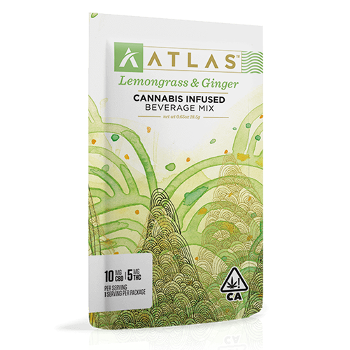 Atlas Powdered Drink Mix - We're suckers for a unique product, and Atlas' Powdered Drink Mix is no exception. Just stir it into a glass of water and, like magic, you have a full blown cannabis beverage. Dang!Image via atlasedibles.com