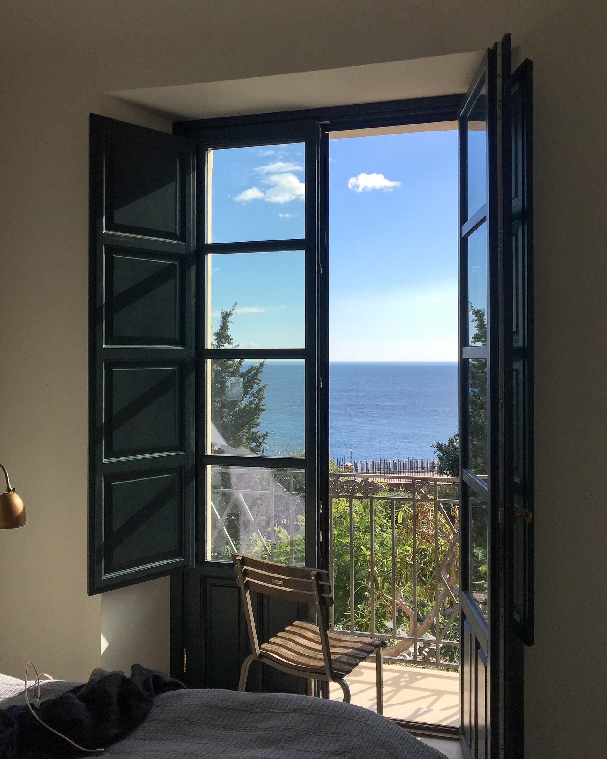 All bedrooms have beautiful sea view and French balconies