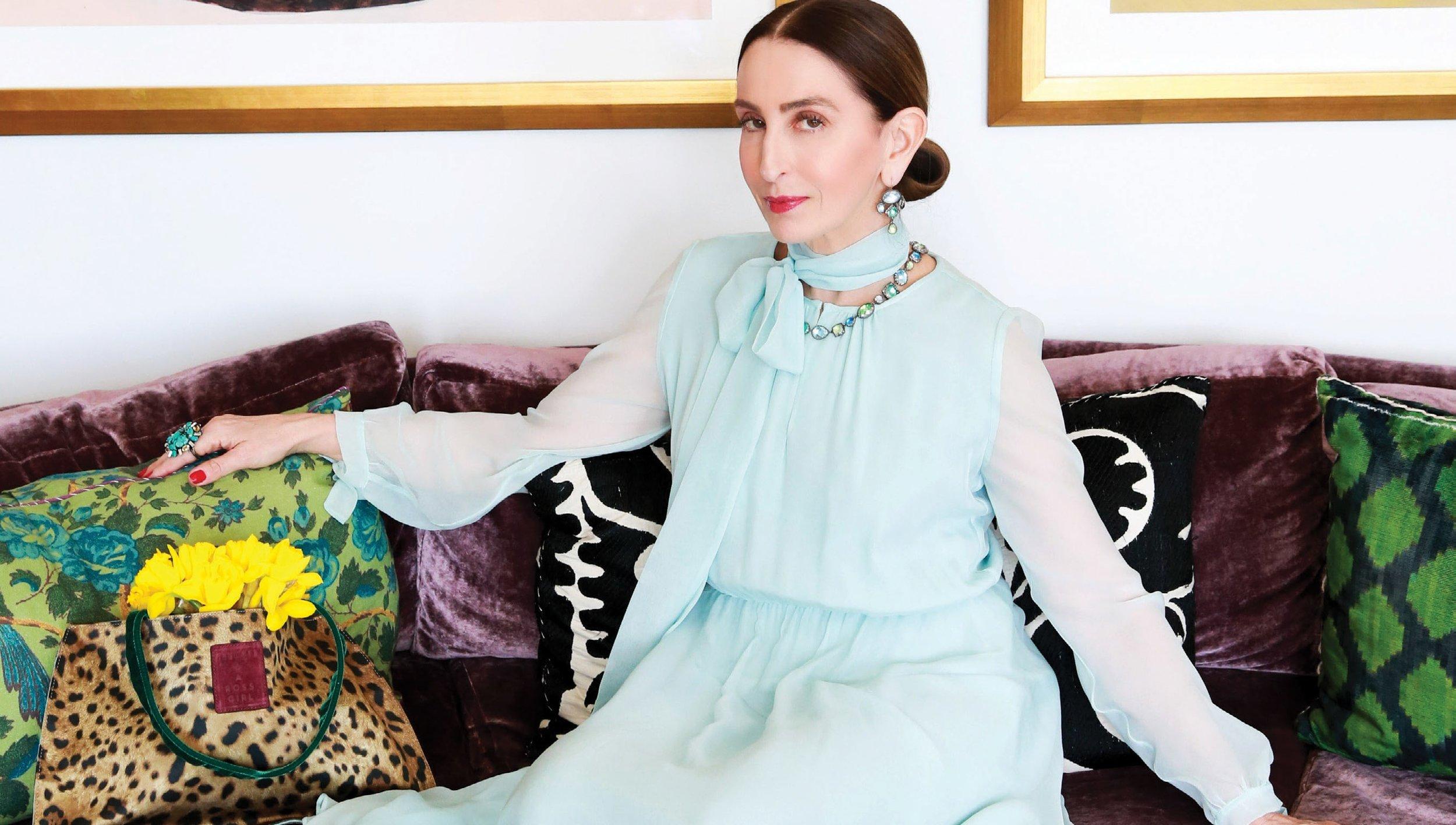 Publicst Christina Juarez Lets Us Into Her Enviable Closet  by Gotham Magazine