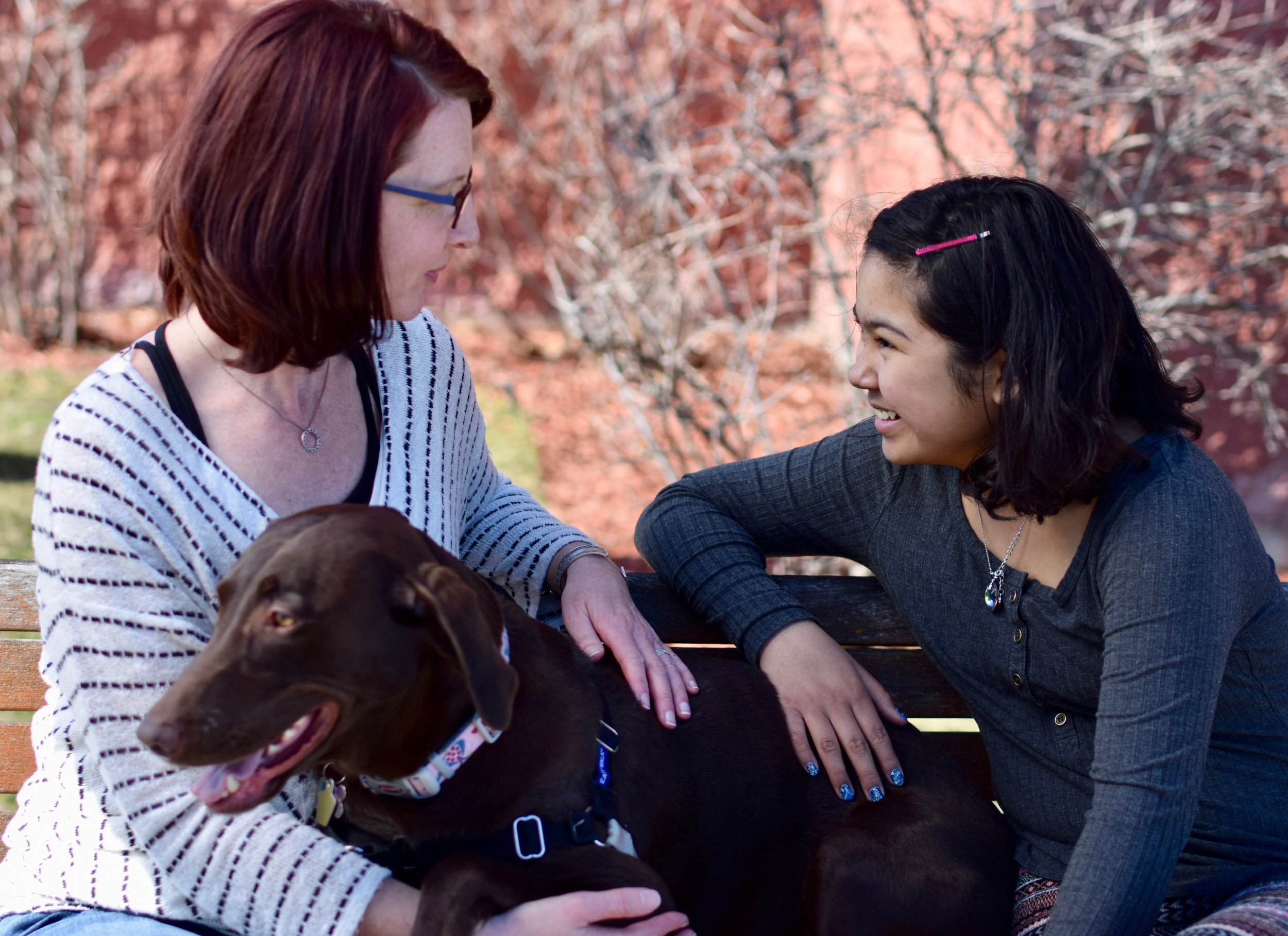 Canine counseling partner
