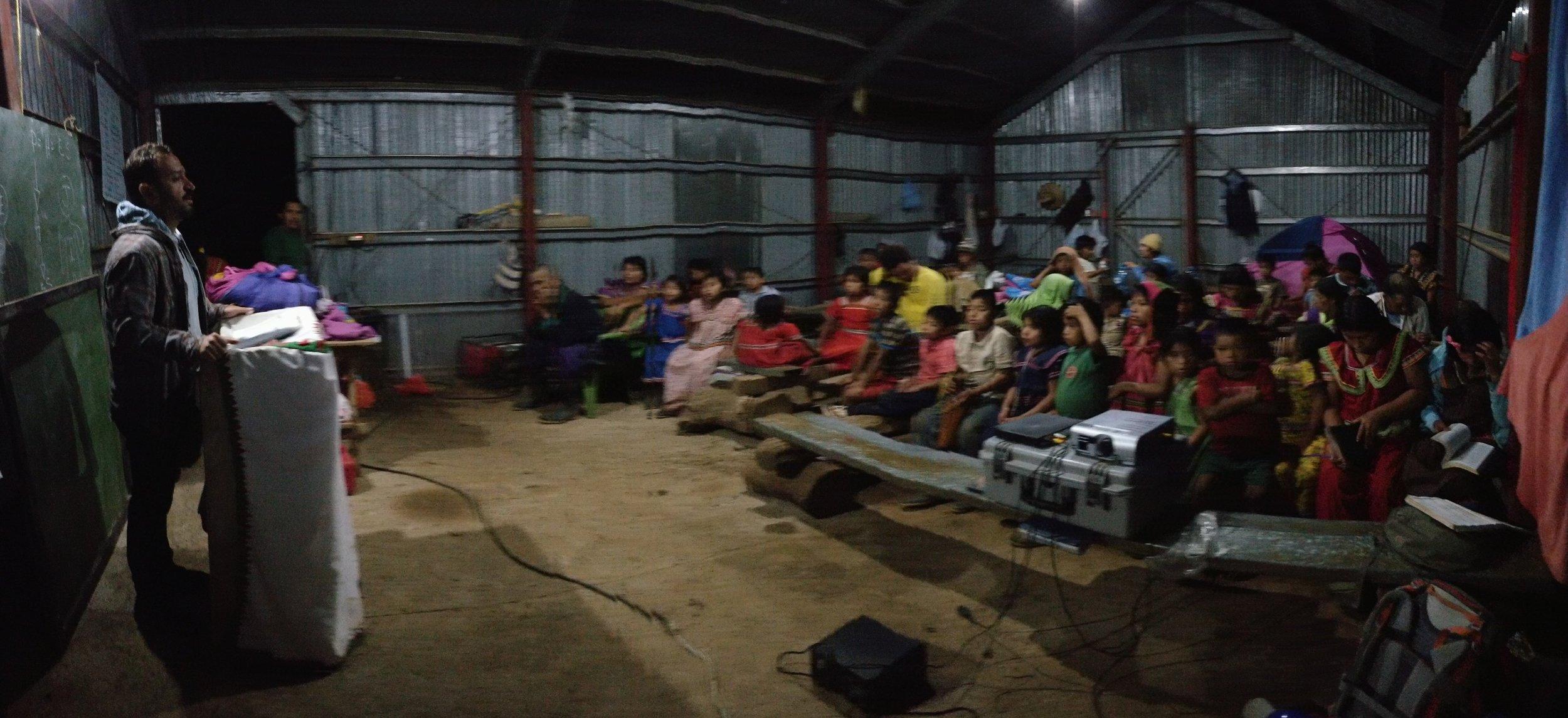 Meetings for teaching the church.