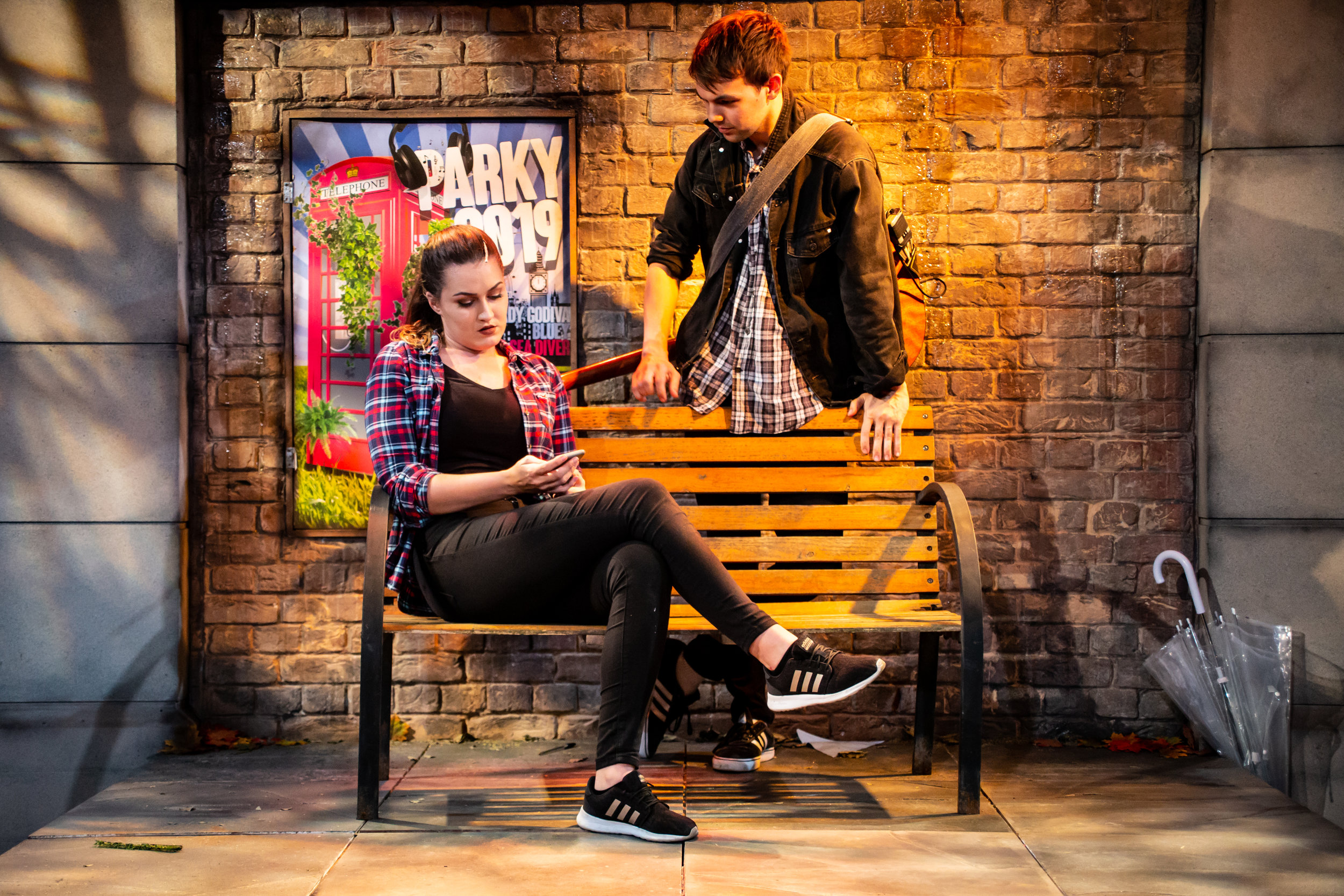 Fiver The Musical    Southwark Playhouse, London
