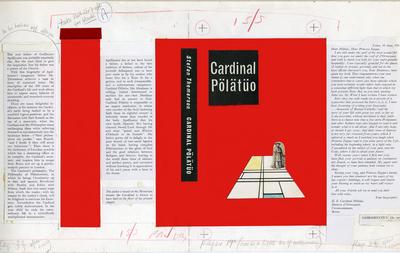 Cardinal Polatuo cover design, Gaberbocchus 1961