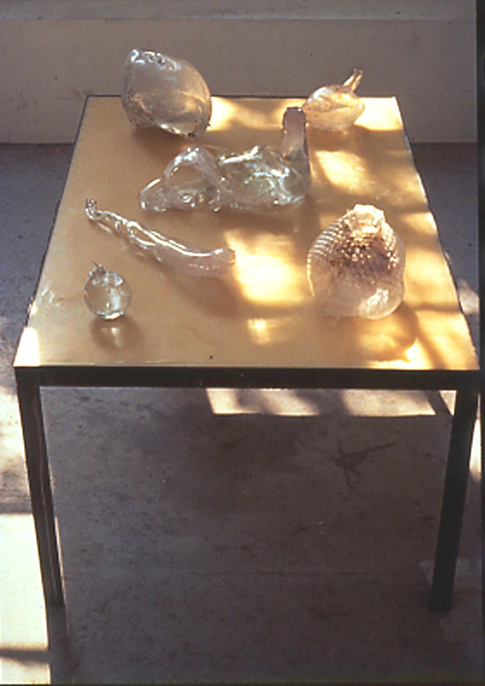Katharine Dowson Bubbling Glass 1990