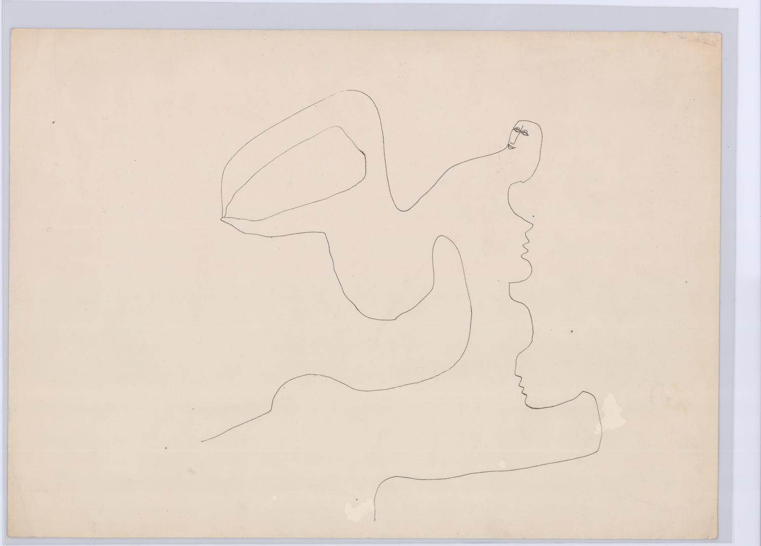 D64.26 Franciszka Themerson Claw-arm, 1964