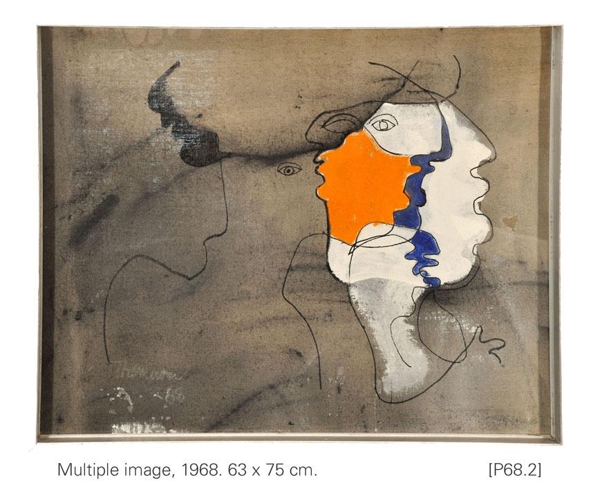 P68.2 Multiple image 1968