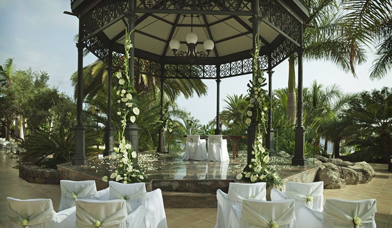 Romantic gazebo