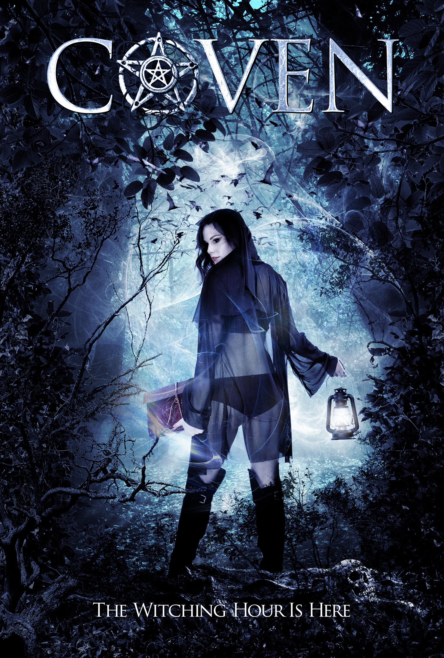 Coven   A coven of witches performs a series of ancient rituals to turn their leader, Ronnie, into a super witch. But when it becomes clear that Ronnie doesn't intend to use her powers for good, the new girl, Sophie, must call upon her own magic in an epic battle.