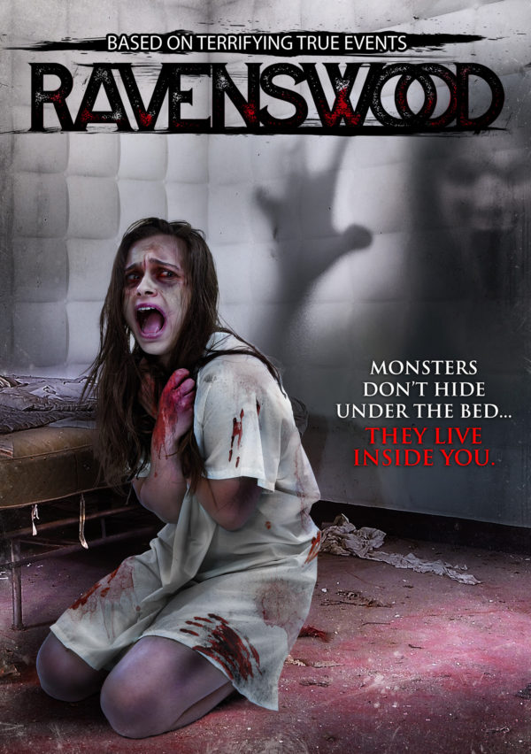 Ravenswood   When 4 American tourists - Sofia, Carl, Belle and Michael - go on a ghost tour, they get much more than they bargained for, when the spirits of an evil doctor and his last victim trap them in an old abandoned psychiatric ward.