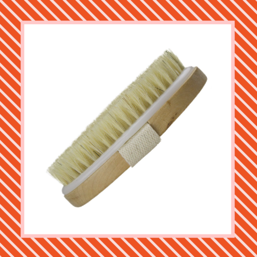 Products for Dry Winter Skin Dry Skin Body Brush