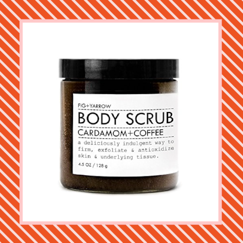 Products for Better Mornings Coffee Scrub