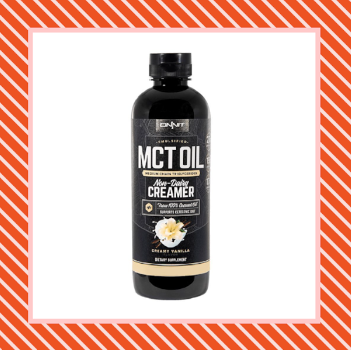 Products for Morning Routine Onnit MCT Oil