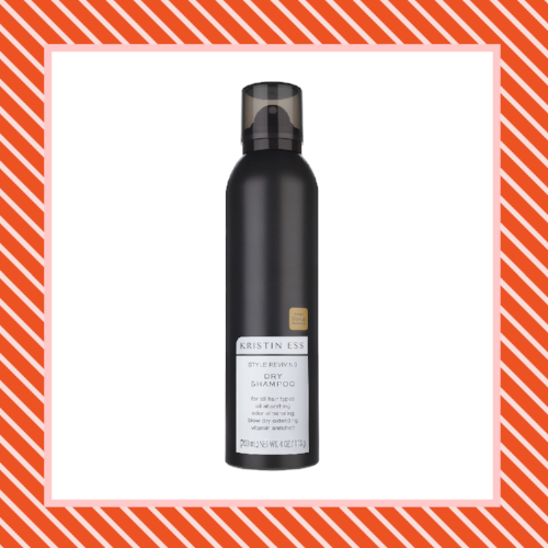 Products for Morning Routine Kristin Ess Dry Shampoo