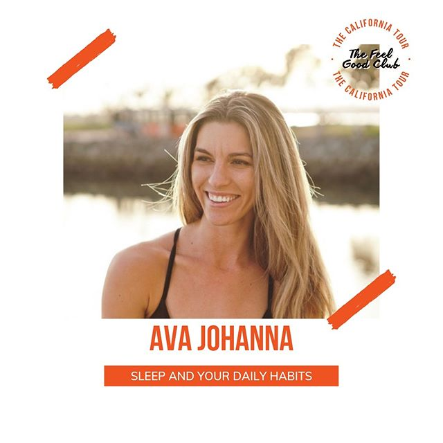 "Say hello to @avajohanna, another speaker joining us at our upcoming event, The Sleep Makeover: Be Better in Bed! Ava is an internationally recognized meditation + yoga teacher who is on a mission to bridge the gap for those craving more love, health, and happiness. She will be leading the session ""Sleep and Your Daily Habits"" on the 30th at @sixtyhotels Beverly Hills.👏 Get your tickets using the link in our bio!"