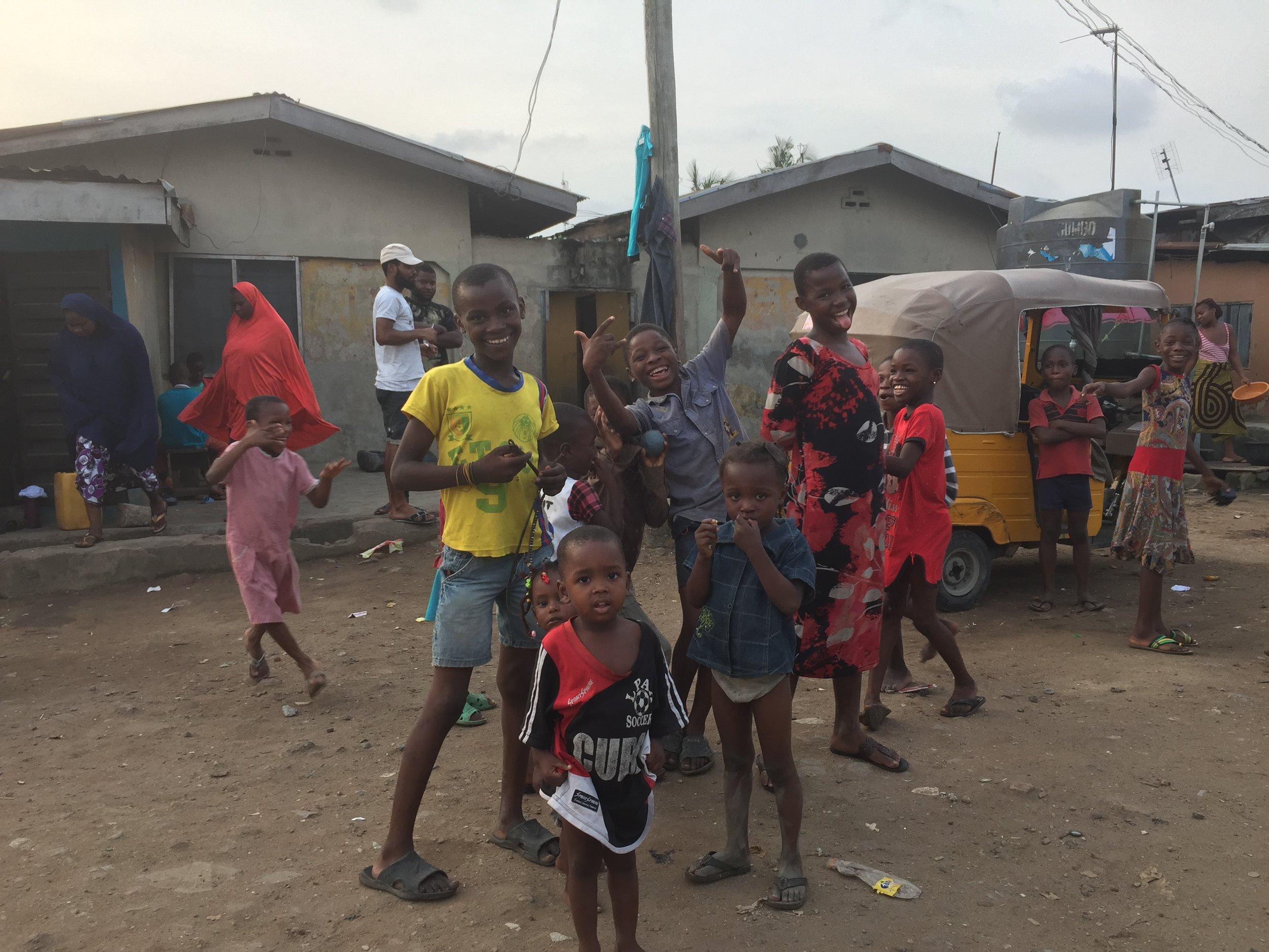 Impacting   Local Community    Impact