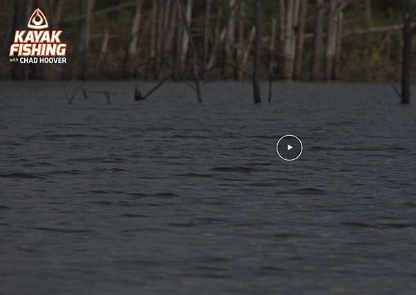Kayak Bassin' TV with Chad Hoover