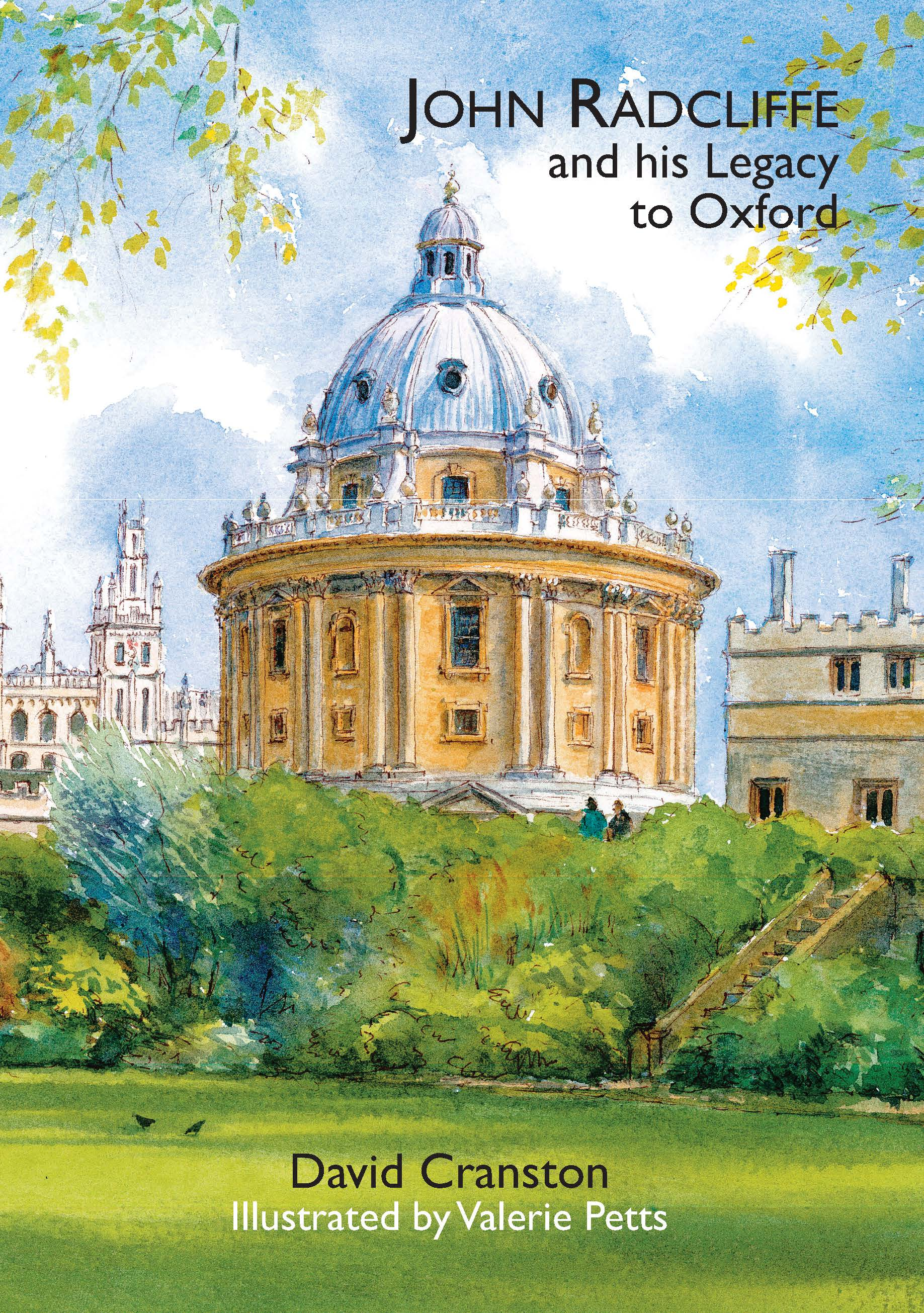 John Radcliffe and his Legacy to Oxford.jpg