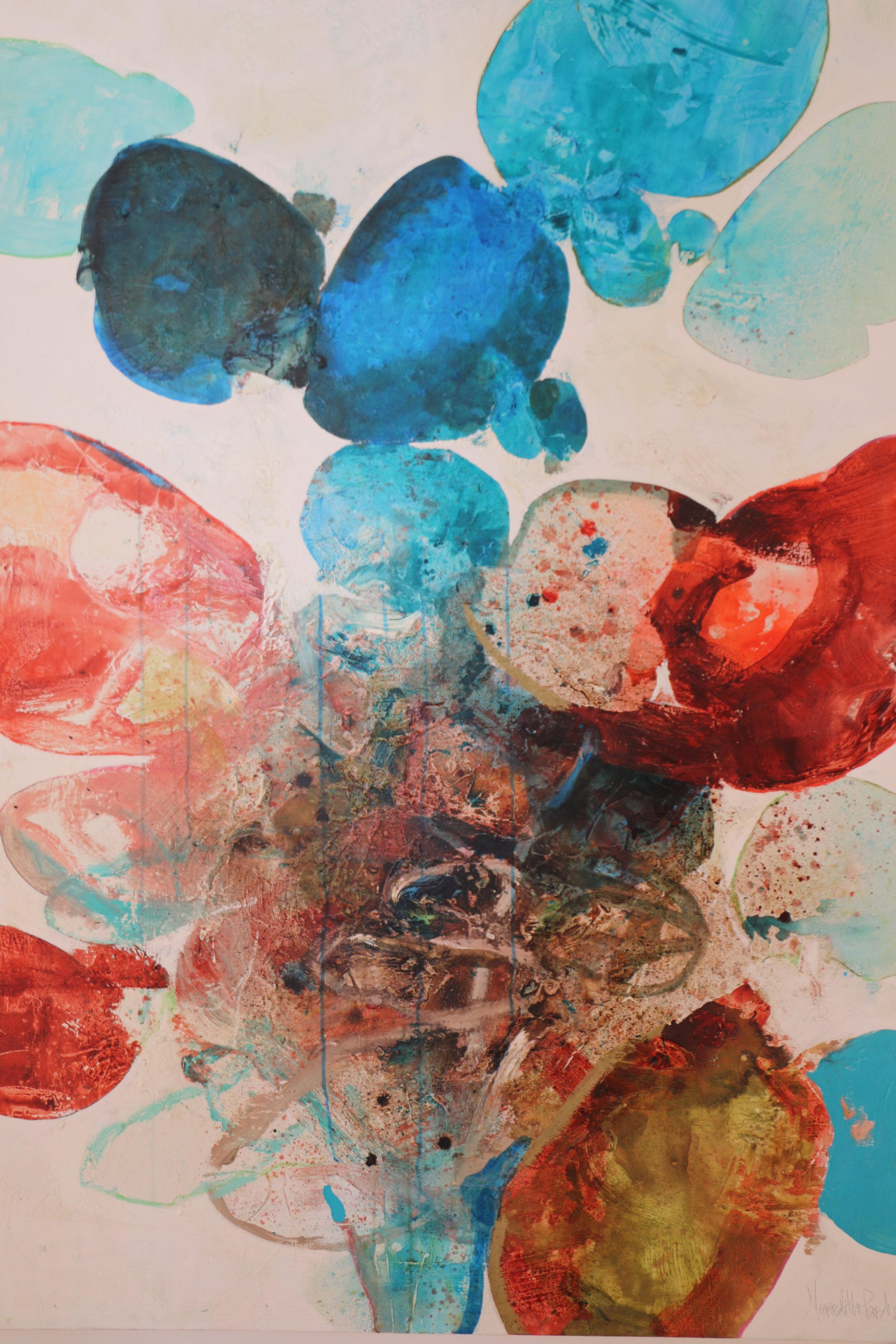 Meredith Pardue original on canvas